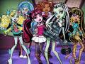 Monster High School խաղեր